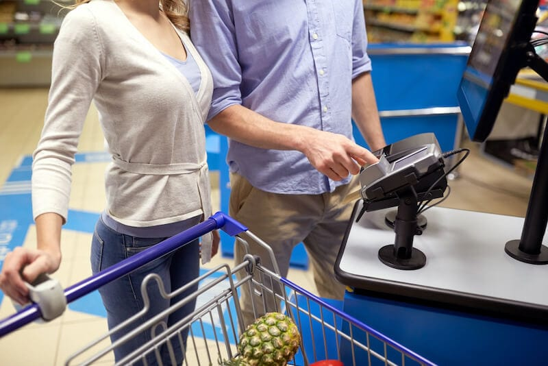 Advantages and Disadvantages of 6 Retail Self-Checkout Systems | Sprinting Software