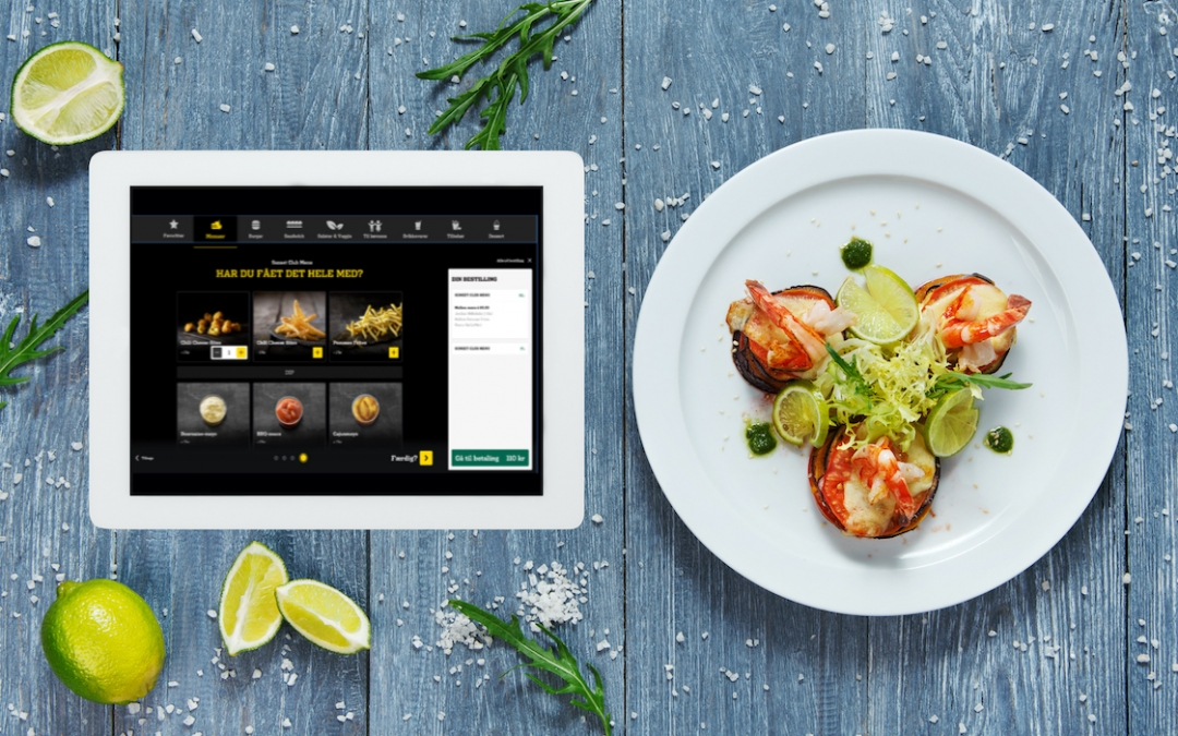 How to Fuel Food Sales with a Powerful Digital Food Ordering System